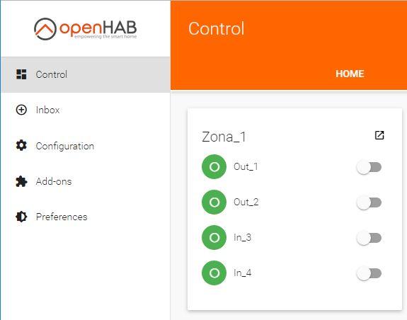 Интеграция Arduino с OpenHab MQTT