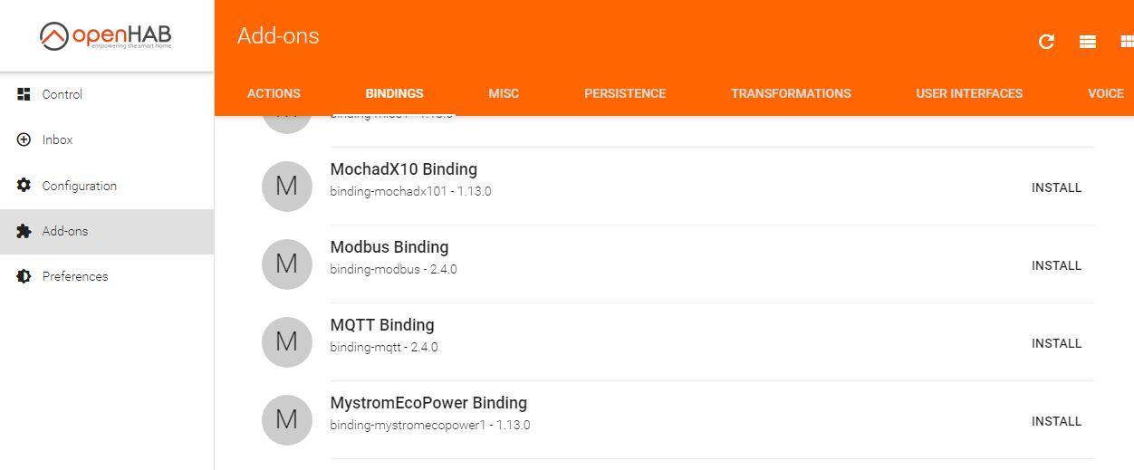 Как установить MQTT брокер в openHab2